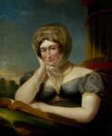 Caroline Amelia Elizabeth of Brunswick, by James Lonsdale, circa 1820 - NPG  - © National Portrait Gallery, London