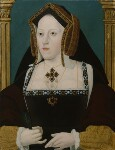 Katherine of Aragon, by Unknown artist, early 18th century - NPG  - © National Portrait Gallery, London
