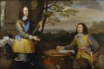 King Charles I; Sir Edward Walker, by Unknown artist, circa 1650 - NPG  - © National Portrait Gallery, London