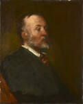 Sir Andrew Clark, 1st Bt, by George Frederic Watts, 1893 - NPG  - © National Portrait Gallery, London