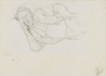 Charles Edward Conder, by Sir William Rothenstein, circa 1896 - NPG  - © National Portrait Gallery, London