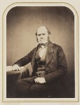 Charles Darwin, by Maull & Polyblank, circa 1855 - NPG  - © National Portrait Gallery, London