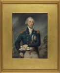 James Saumarez, 1st Baron de Saumarez, by Philip Jean, 1801 - NPG  - © National Portrait Gallery, London