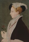 King Edward VI, by Unknown artist, after  William Scrots, circa 1546 - NPG  - © National Portrait Gallery, London
