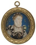 Queen Elizabeth I, by Nicholas Hilliard, 1572 - NPG  - © National Portrait Gallery, London