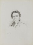 Michael Faraday, by William Brockedon, 1831 - NPG  - © National Portrait Gallery, London