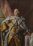 King George III, studio of Allan Ramsay, based on a work of 1761-1762 - NPG  - © National Portrait Gallery, London