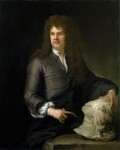 Grinling Gibbons, after Sir Godfrey Kneller, Bt, based on a work of circa 1690 - NPG  - © National Portrait Gallery, London
