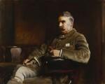 Sir William Schwenck Gilbert, by Francis Montague ('Frank') Holl, 1886 - NPG  - © National Portrait Gallery, London