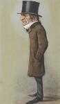 William Ewart Gladstone, by Carlo Pellegrini, published in Vanity Fair 6 February 1869 - NPG  - © National Portrait Gallery, London