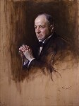 Richard Burdon Haldane, Viscount Haldane, by Philip Alexius de László, 1928 - NPG  - © National Portrait Gallery, London