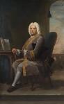 George Frideric Handel, by Thomas Hudson, 1756 - NPG  - © National Portrait Gallery, London