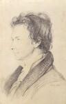 William Hazlitt, replica by William Bewick, 1825 - NPG  - © National Portrait Gallery, London