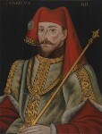 King Henry IV, by Unknown artist, 1597-1618 - NPG  - © National Portrait Gallery, London