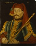 King Henry IV, by Unknown artist, late 16th or early 17th century - NPG  - © National Portrait Gallery, London