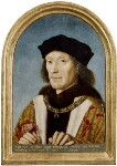 King Henry VII, by Unknown Netherlandish artist, 1505 - NPG  - © National Portrait Gallery, London
