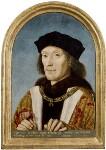 King Henry VII, by Unknown Netherlandish artist, 1505 - NPG  - © National Portrait Gallery, London