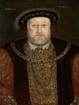 King Henry VIII, by Unknown artist, 1597-1618 - NPG  - © National Portrait Gallery, London