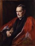 William Ralph Inge, by Philip Alexius de László, 1934 - NPG  - © National Portrait Gallery, London