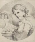 James Jefferys, by James Jefferys, circa 1774-1775 - NPG  - © National Portrait Gallery, London