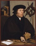 Nicholas Kratzer, after Hans Holbein the Younger, late 16th century, based on a work of 1528 - NPG  - © National Portrait Gallery, London