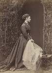 Princess Louise Caroline Alberta, Duchess of Argyll, by W. & D. Downey, 1868 - NPG  - © National Portrait Gallery, London