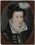 Mary, Queen of Scots, by Unknown artist, circa 1560-1592 - NPG  - © National Portrait Gallery, London