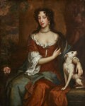 Mary of Modena, by Willem Wissing, circa 1685 - NPG  - © National Portrait Gallery, London