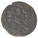 Offa, King of Mercia, by Unknown artist, circa 796 - NPG  - © National Portrait Gallery, London