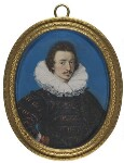 Isaac Oliver, by Isaac Oliver, circa 1590 - NPG  - © National Portrait Gallery, London