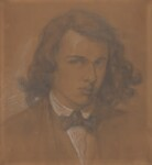 Dante Gabriel Rossetti, by Dante Gabriel Rossetti, 1847 - NPG  - © National Portrait Gallery, London