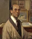 Sir William Rothenstein, by Sir William Rothenstein, 1930 - NPG  - © National Portrait Gallery, London