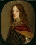 Prince Rupert, Count Palatine, by Gerrit van Honthorst, circa 1641-1642 - NPG  - © National Portrait Gallery, London