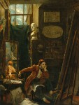 James Sant, by James Sant, 1844 - NPG  - © National Portrait Gallery, London