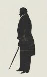 Sir Walter Scott, 1st Bt, by Augustin Edouart, 1830-1831 - NPG  - © National Portrait Gallery, London