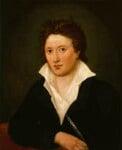 Percy Bysshe Shelley, by Amelia Curran, 1819 - NPG  - © National Portrait Gallery, London