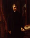 Archibald Campbell Tait, by James Sant, circa 1865 - NPG  - © National Portrait Gallery, London