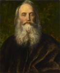 Sir Henry Taylor, by George Frederic Watts, circa 1868-1870 - NPG  - © National Portrait Gallery, London