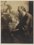 George Frederic Watts, by Julia Margaret Cameron, circa 1865-1869 - NPG  - © National Portrait Gallery, London