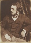 Francis Wemyss-Charteris-Douglas, 8th Earl of Wemyss by David Octavius Hill, and Robert Adamson 1843 NPG P6(17)