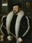 Thomas Wentworth, 1st Baron Wentworth, by Unknown Anglo-Netherlandish artist, circa 1547-50 - NPG  - © National Portrait Gallery, London