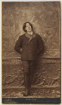 Oscar Wilde, by Napoleon Sarony, 1882 - NPG  - © National Portrait Gallery, London
