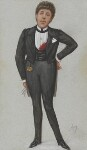 Oscar Wilde, by Carlo Pellegrini, published in Vanity Fair 24 May 1884 - NPG  - © National Portrait Gallery, London