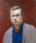 Francis Bacon, by Ruskin Spear, 1984 - NPG  - © National Portrait Gallery, London