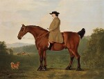 Robert Bakewell, by John Boultbee, circa 1788-1790 - NPG  - © National Portrait Gallery, London