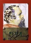 Peter Blake, by Clive Barker, 1983 - NPG  - © National Portrait Gallery, London