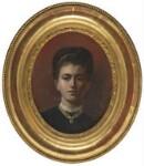 Elizabeth Southerden (née Thompson), Lady Butler, by Elizabeth Southerden (née Thompson), Lady Butler, 1869 - NPG  - © National Portrait Gallery, London