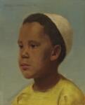 Samuel Coleridge-Taylor, by Walter Wallis, 1881 - NPG  - © National Portrait Gallery, London