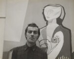 Robert Colquhoun, by John Deakin, 1950s - NPG  - © John Deakin Archive