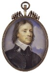 Oliver Cromwell, by Samuel Cooper, 1649 - NPG  - © National Portrait Gallery, London